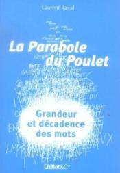Parabole du poulet - Couverture - Format classique
