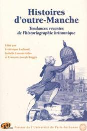 Histoires D'Outre-Manche - Couverture - Format classique