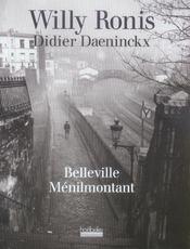 Belleville-Ménilmontant - Intérieur - Format classique