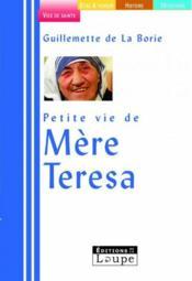 Petite vie de mère Térésa - Couverture - Format classique