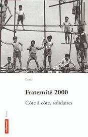 Fraternité 2000 - Intérieur - Format classique
