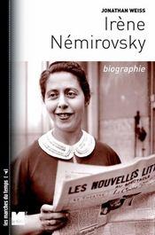 Irene nemirovsky biographie - Intérieur - Format classique