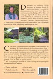 Pelouses Et Couvre-Sols - 4ème de couverture - Format classique