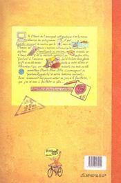 Dégustations zygophiles ; l'almanach de la bonne humeur - 4ème de couverture - Format classique