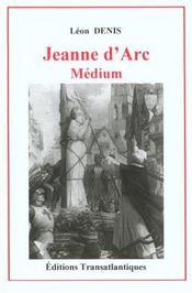 Jeanne d'arc-medium - Intérieur - Format classique