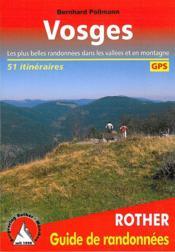 Vosges (Fr) - Couverture - Format classique