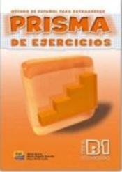 Prisma B1 Progresa Libro De Ejercicios - Couverture - Format classique