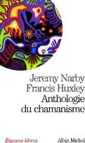 Anthologie du chamanisme - Couverture - Format classique