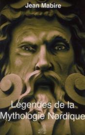 Contes et légendes de la mythologie nordique - Couverture - Format classique