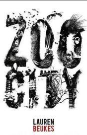 Zoo city - Couverture - Format classique