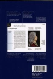 L'art du portrait ; histoire, évolution et technique - 4ème de couverture - Format classique