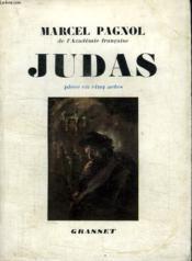 Judas. Piece En Cinq Actes. - Couverture - Format classique