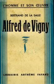 Alfred De Vigny. - Couverture - Format classique