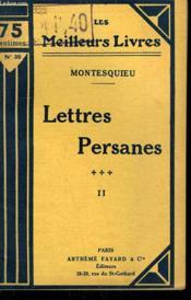 Lettres Paysanes Tome 2. Collection : Les Meilleurs Livres N° 35. - Couverture - Format classique