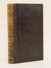 Influence de la Littérature Française de 1830 à 1850 sur l'Esprit Public et les Moeurs. [ Edition originale ] - Couverture - Format classique