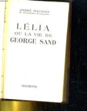 Lelia Ou La Vie De George Sang - Couverture - Format classique