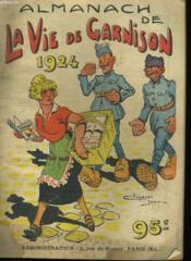 Almanach De La Vie De Carnison 1924 - Couverture - Format classique