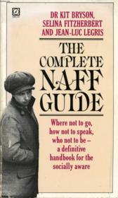 The Complete Naff Guide - Couverture - Format classique