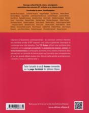Iep 2016 135 fiches pour reussir l'epreuve de question contemporaine - entree en 1re annee - l'ecole - 4ème de couverture - Format classique