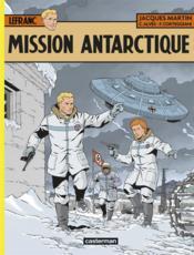 Lefranc T.26 ; mission Antarctique - Couverture - Format classique