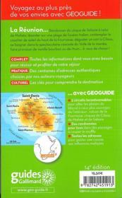 Réunion (édition 2018) - 4ème de couverture - Format classique