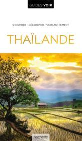 Guides voir ; Thaïlande - Couverture - Format classique