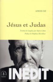 Jésus et Judas - Couverture - Format classique