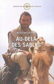 telecharger Au-Dela Des Sables livre PDF en ligne gratuit