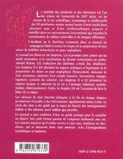 Preparer Son Sejour D'Etude Ou De Recherche En Pays Anglophone Guide Anglais-Francais Pour Mobilite - 4ème de couverture - Format classique