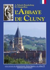 L'abbaye de cluny - Couverture - Format classique