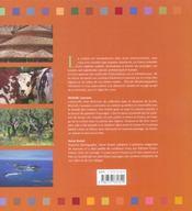 La france des couleurs - 4ème de couverture - Format classique