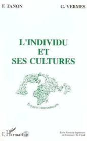 Individu Et Ses Cultures - Couverture - Format classique