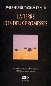 La terre des deux promesses - Couverture - Format classique