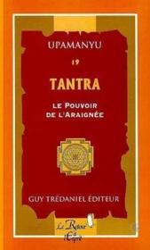 Tantras : Le Pouvoir De L'Araignee N.19 - Couverture - Format classique