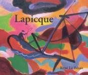 Charles lapicque - Couverture - Format classique