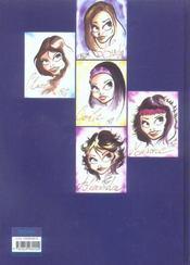 L5 ; Histoires D'Elles 5 - 4ème de couverture - Format classique