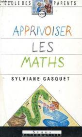Approviser Les Maths - Couverture - Format classique