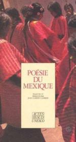 Poesie du mexique - Couverture - Format classique