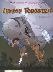 Jimmy Tousseul t.4 ; l'homme brisé - Couverture - Format classique
