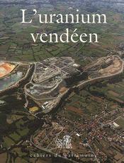 L'Uranium Vendeen - Couverture - Format classique