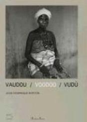 Vaudou ; voodoo ; vudù - Couverture - Format classique