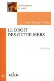 Droit des outre-mers (2e édition) - Couverture - Format classique