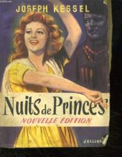 Nuits De Prince. Nouvelle Edition. - Couverture - Format classique