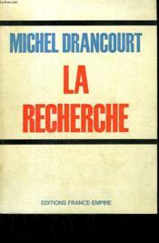 La Recherche. - Couverture - Format classique