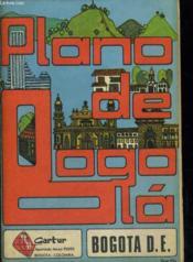 Plana De Bogota - Couverture - Format classique