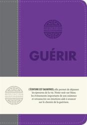 Guérir - Couverture - Format classique