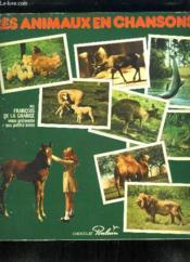 Les Animaux en Chansons. Album N°12 - Couverture - Format classique