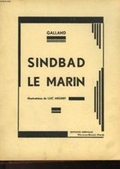 Sindbad Le Marin - Couverture - Format classique