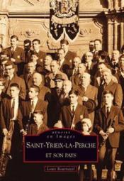 Saint-Yrieix-la-perche et son pays - Couverture - Format classique