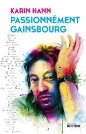 Passionnément Gainsbourg - Couverture - Format classique